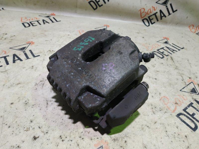 Суппорт тормозной Bmw 5 Серия E60 N52B25 2007 передний правый