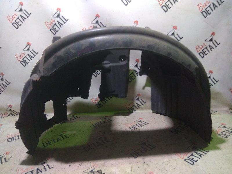 Подкрылок Bmw 5 Серия E60 N52B25 2007 передний левый