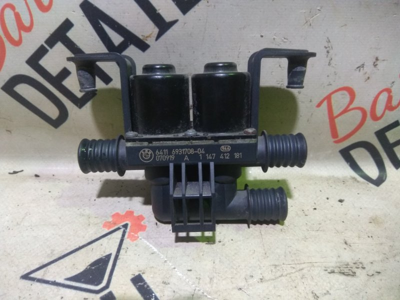 Клапан отопителя Bmw 5 Серия E60 N52B25 2007