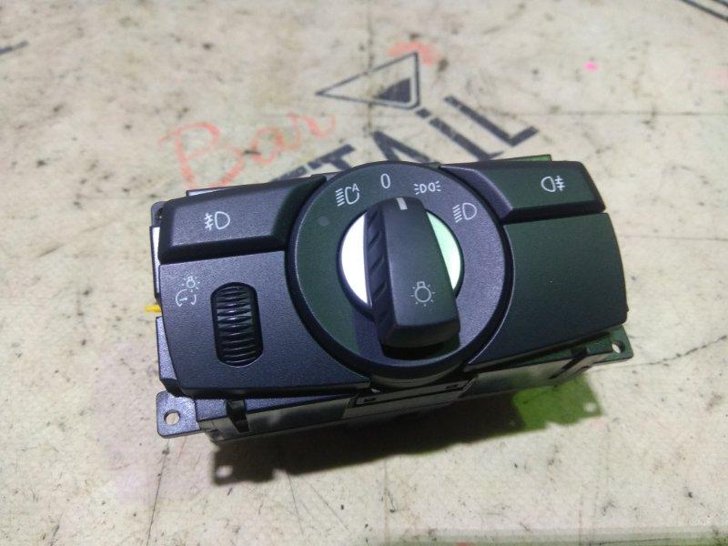 Переключатель света фар Bmw 5 Серия E60 N52B25 2007