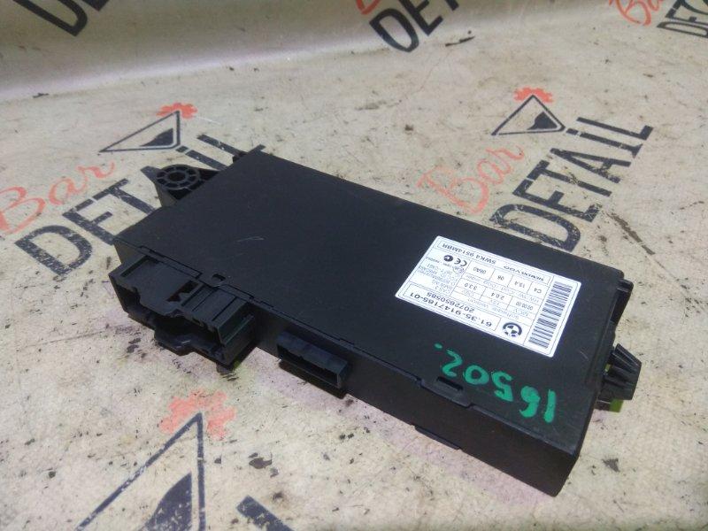 Блок управления комфорта Bmw 5 Серия E60 N52B25 2007