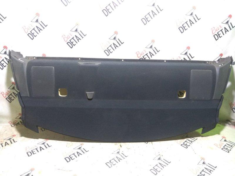 Полка багажника Bmw 5 Серия E60 N52B25 2007 задняя