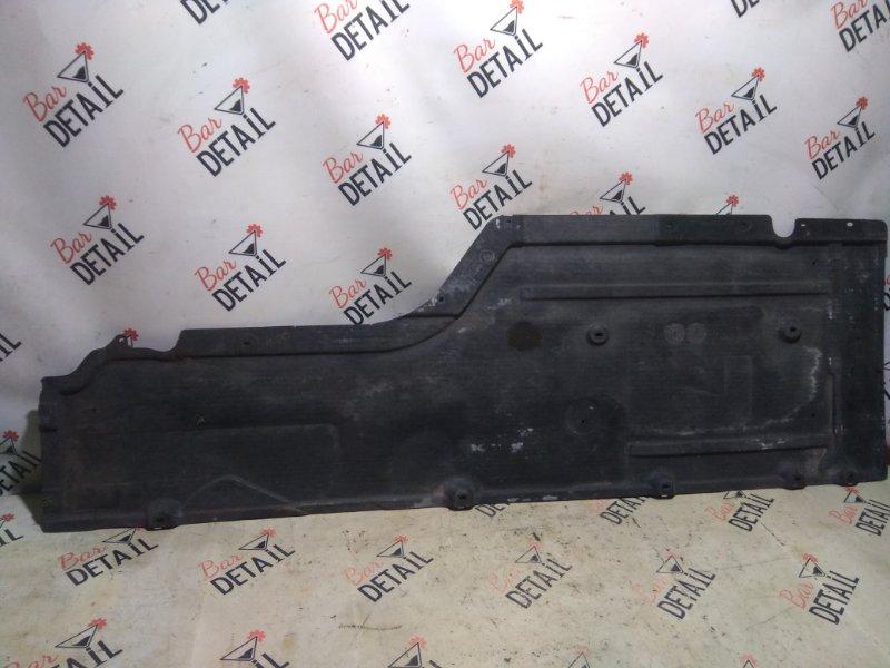 Защита днища Bmw 5 Серия E60 N52B25 2007 левая
