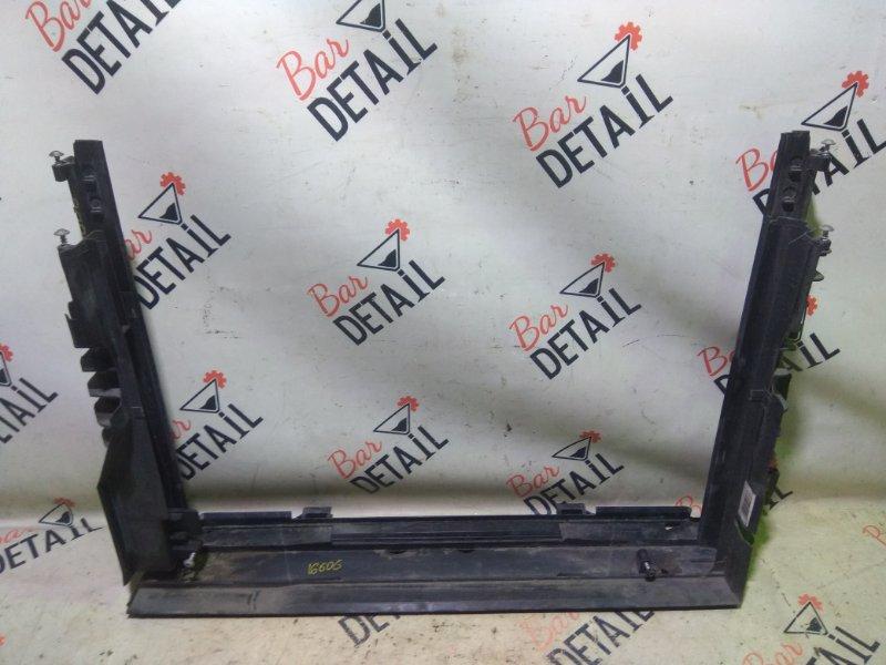 Кассета радиаторов Bmw 5 Серия E60 N52B25 2007 передняя