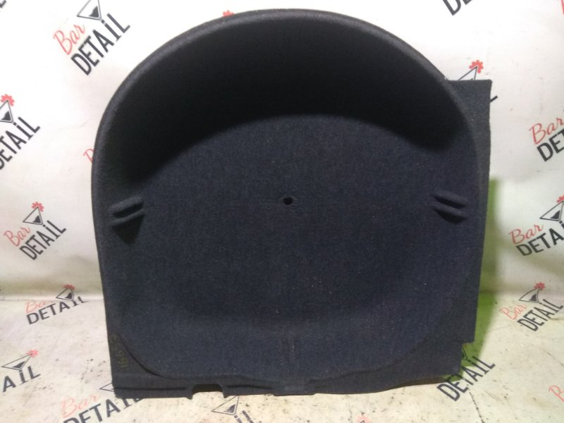 Обшивка багажника Bmw 5 Серия E60 N52B25 2007 задняя нижняя