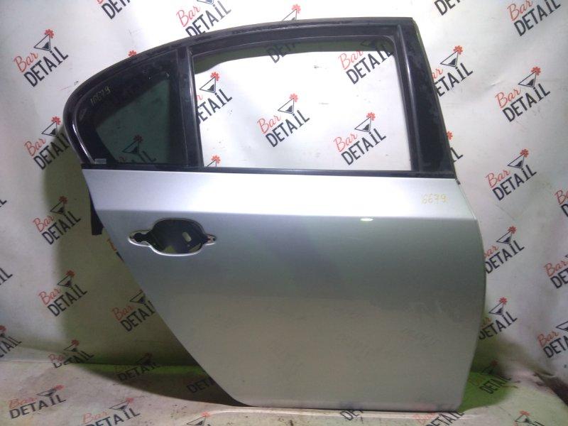 Дверь Bmw 5 Серия E60 N52B25 2007 задняя правая