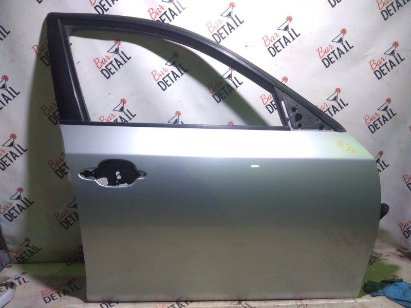 Дверь Bmw 5 Серия E60 N52B25 2007 передняя правая