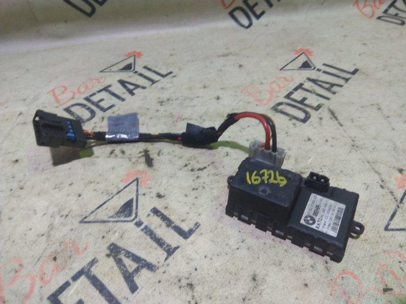 Регулятор печки (ежик) Bmw 5 Серия E60 N52B25 2007