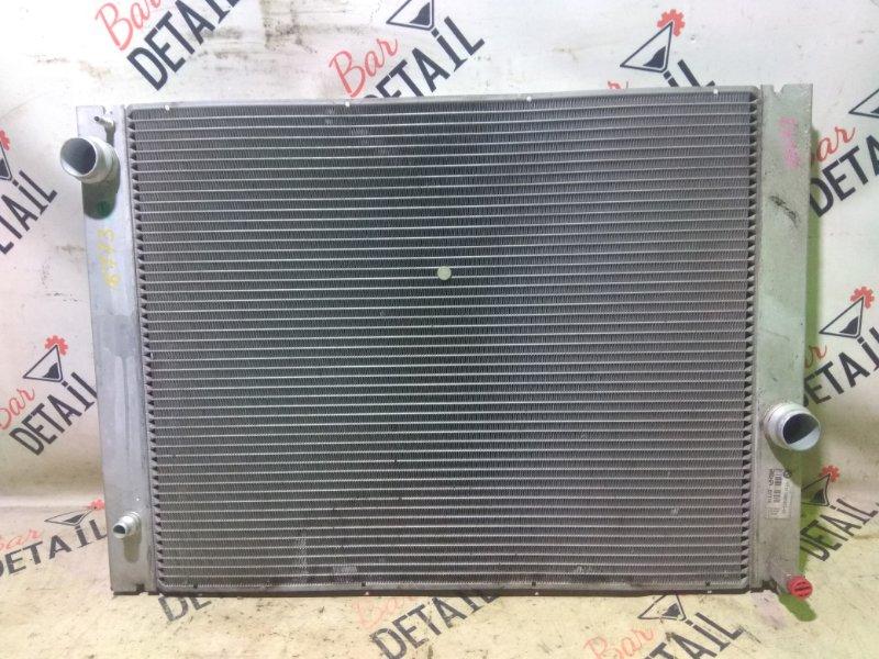 Радиатор основной Bmw 7 Серия E65 N62B44 2005
