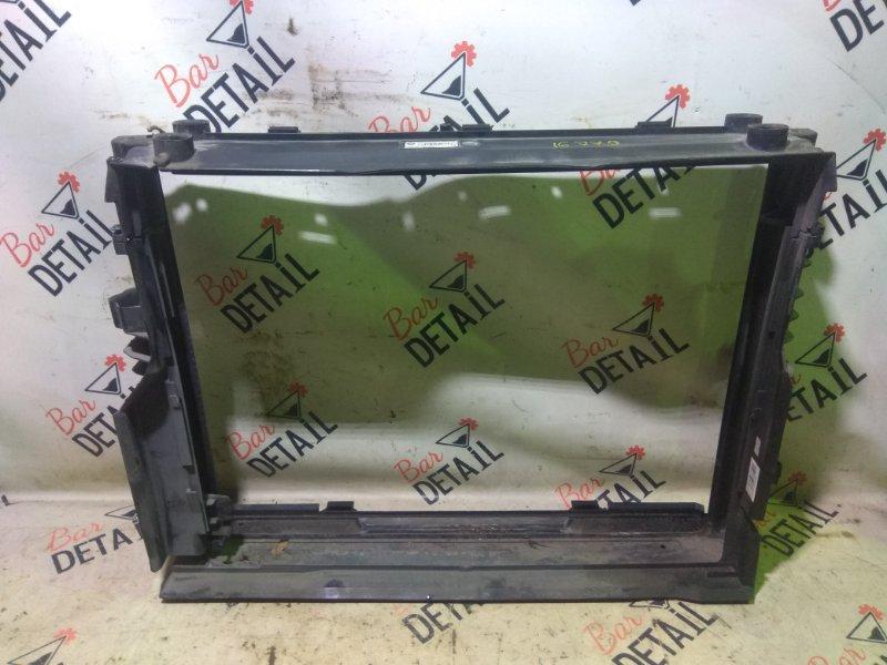 Рамка радиатора Bmw 7 Серия E65 N62B44 2005 передняя
