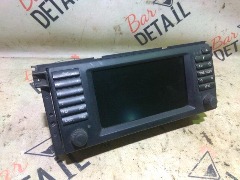 Дисплей информационный Bmw 5 Серия E39 M54B30 2001