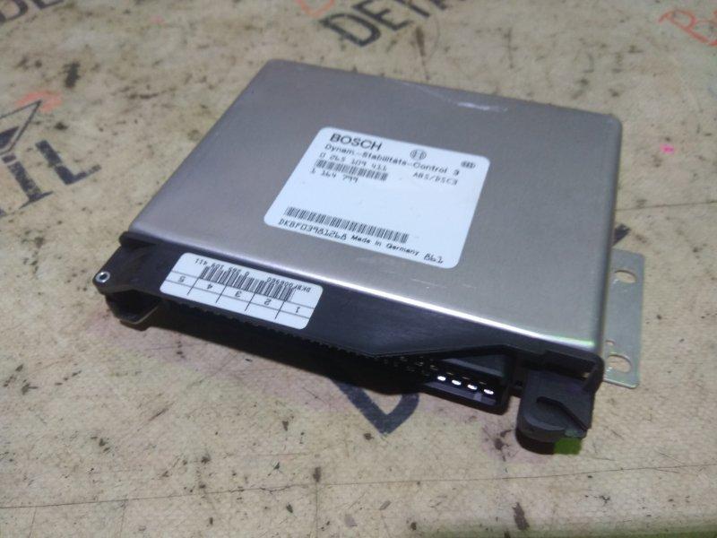 Блок управления asc/dsc Bmw 5 Серия E39 M62B44 1998/09