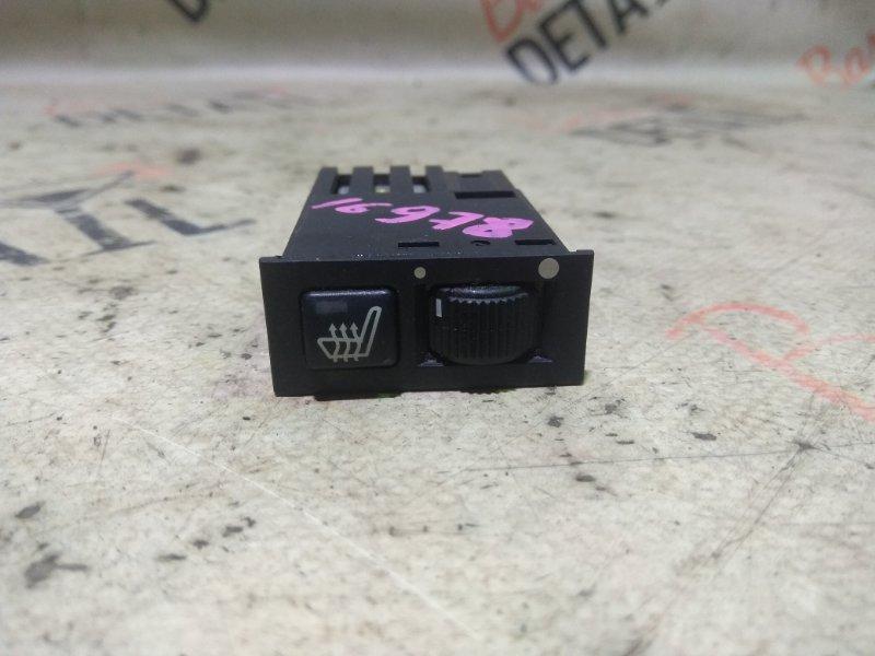 Кнопка включения обогрева сидений Bmw 5 Серия E39 M62B44 1998/09
