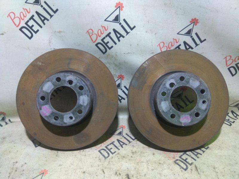 Диск тормозной Bmw 5 Серия E39 M62B44 1998/09 передний