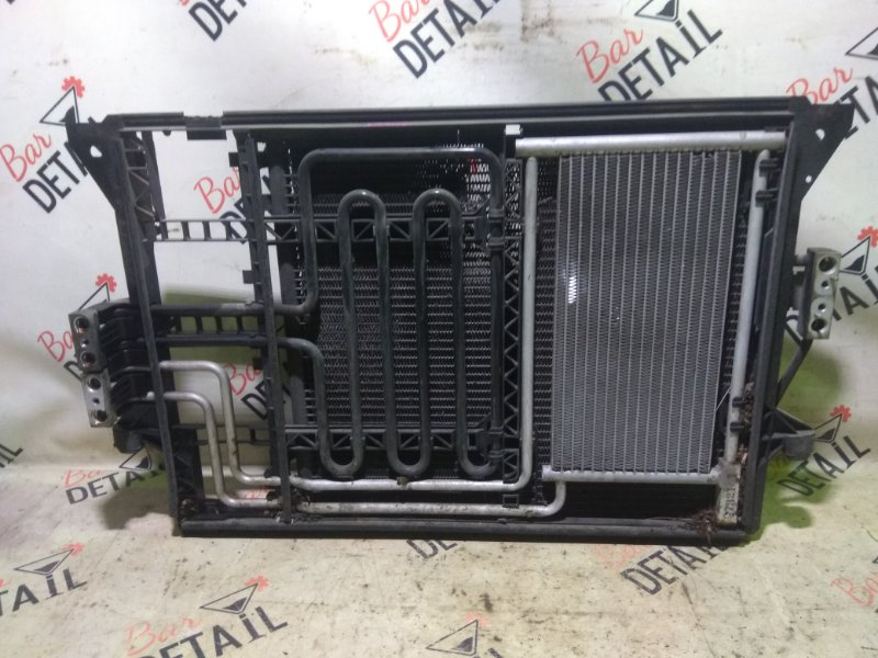 Радиатор кондиционера Bmw 5 Серия E39 M62B44 1998/09