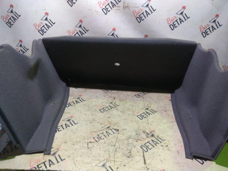 Обшивка багажника Bmw 5 Серия E39 M62B44 1998/09 задняя