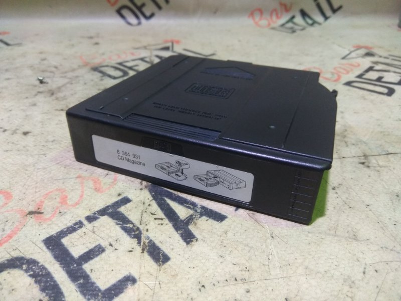 Магазин cd-чейнджера Bmw 5 Серия E39 M54B30 2003