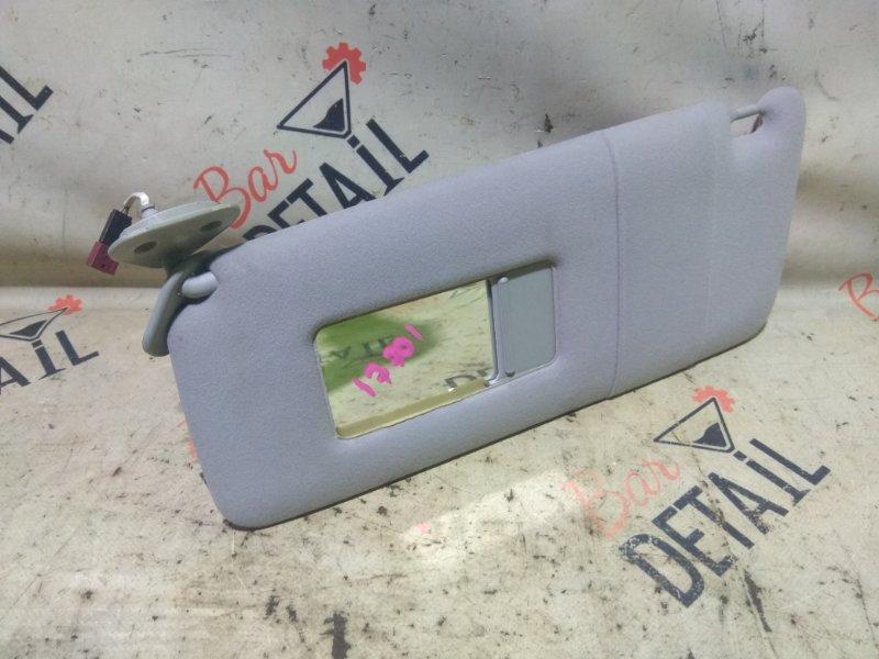 Козырек солнцезащитный Bmw 5 Серия E39 M54B30 2001 передний левый