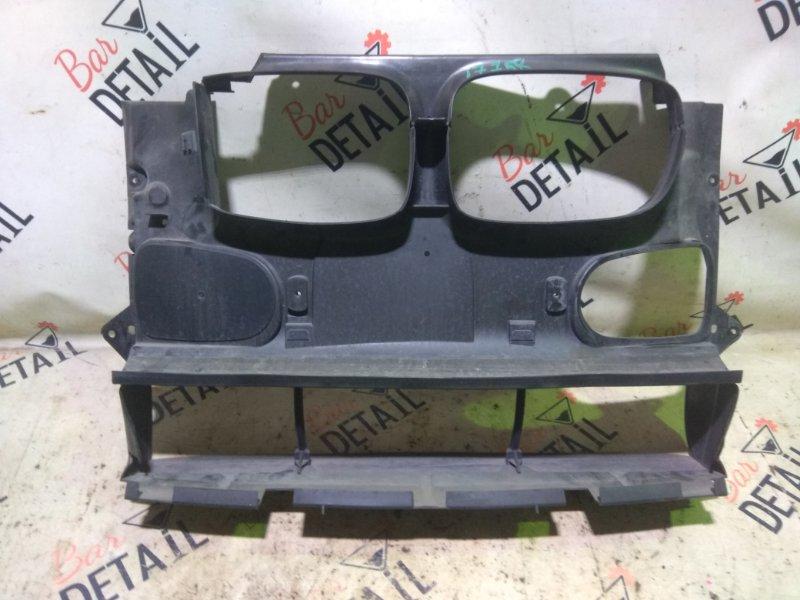 Воздуховод радиатора Bmw 5 Серия E39 M54B25 2001 передний
