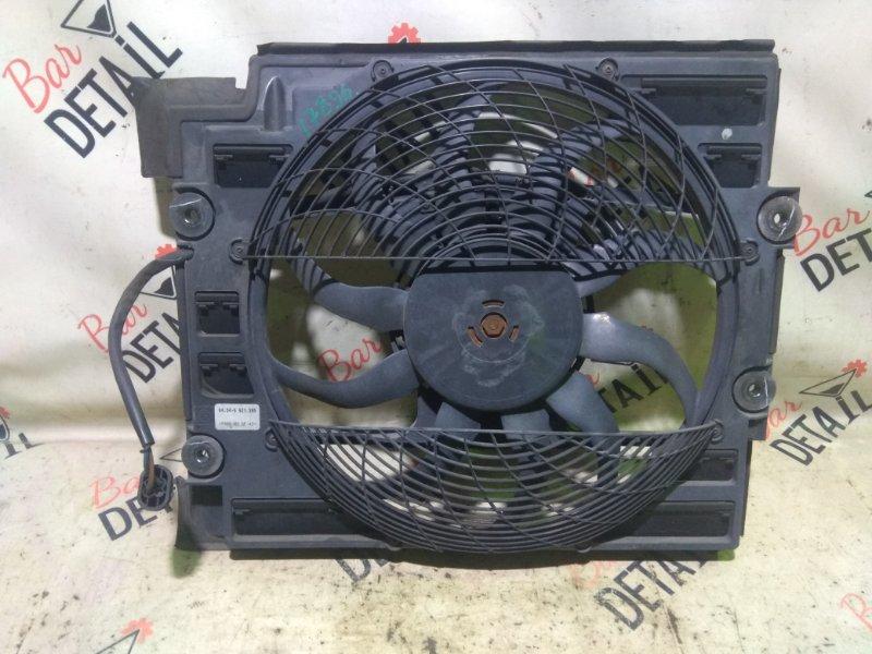 Вентилятор кондиционера Bmw 5 Серия E39 M54B25 2001