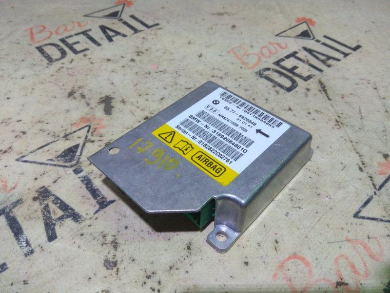 Блок управления airbag Bmw 5 Серия E39 M54B25 2001