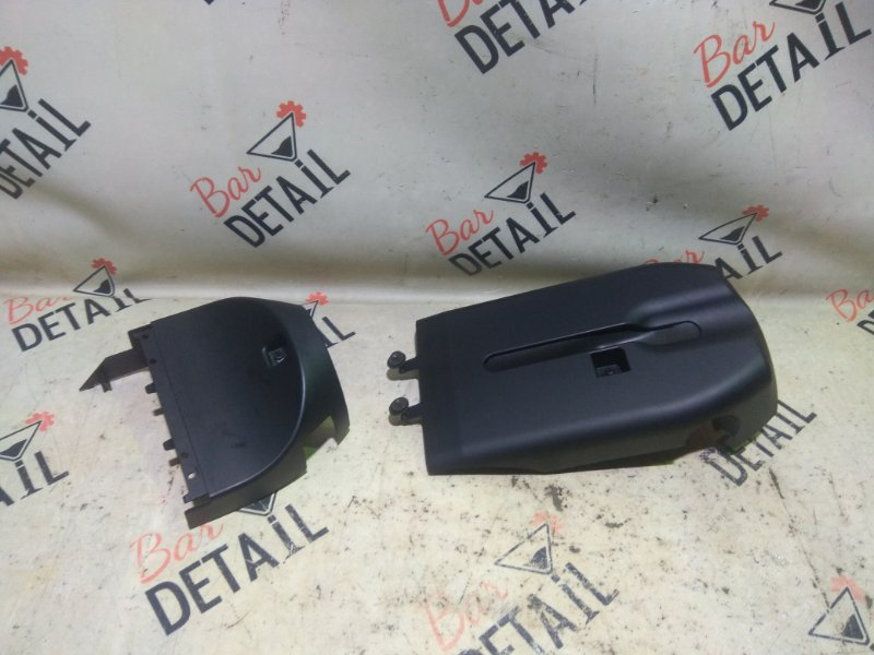 Кожух рулевой колонки Bmw 5 Серия E39 M54B25 2001 передний