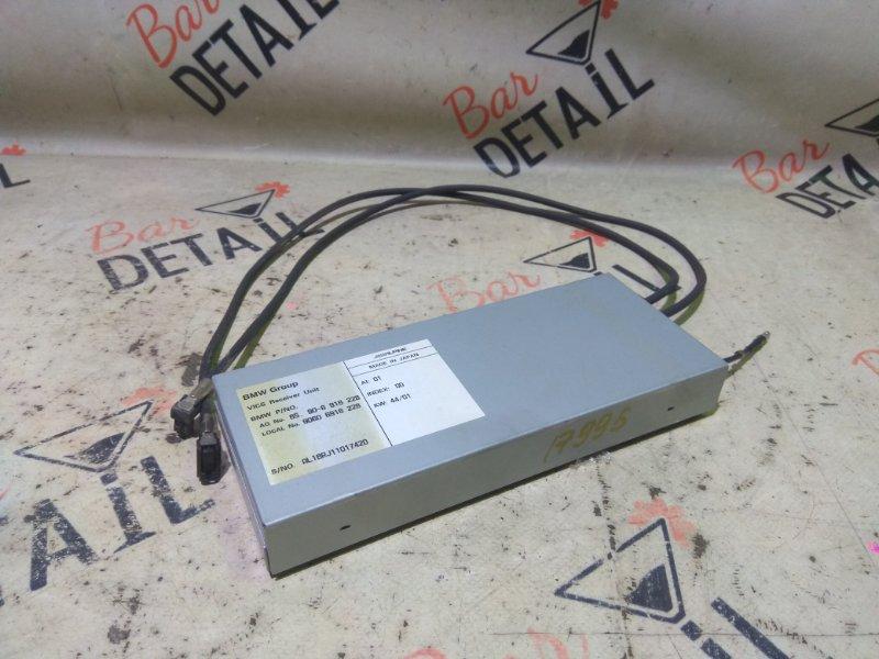 Блок управления vics Bmw 5 Серия E39 M54B25 2001