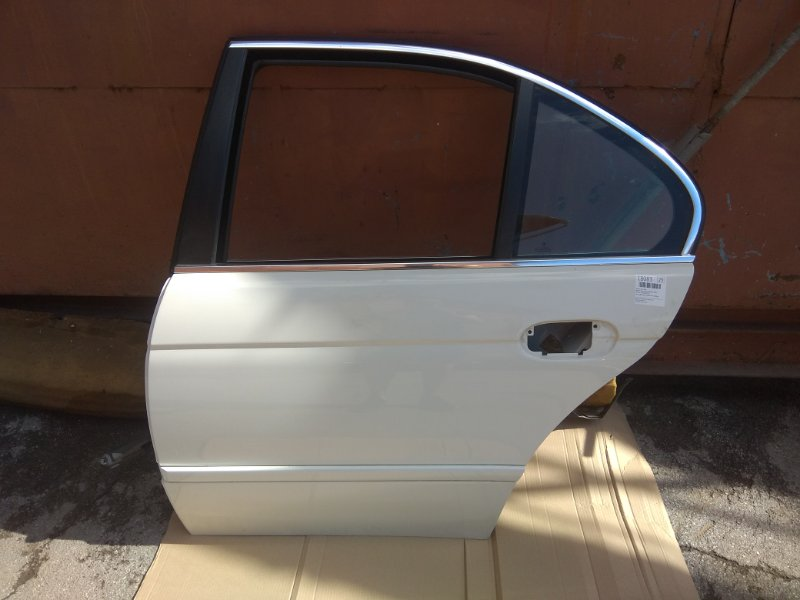 Дверь Bmw 5 Серия E39 M54B25 2001 задняя левая