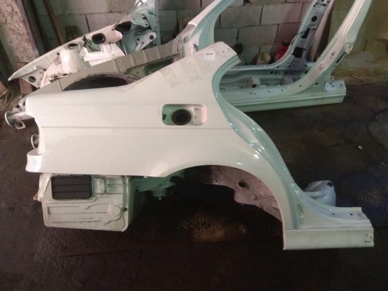 Крыло Bmw 5 Серия E39 M54B25 2001 заднее правое