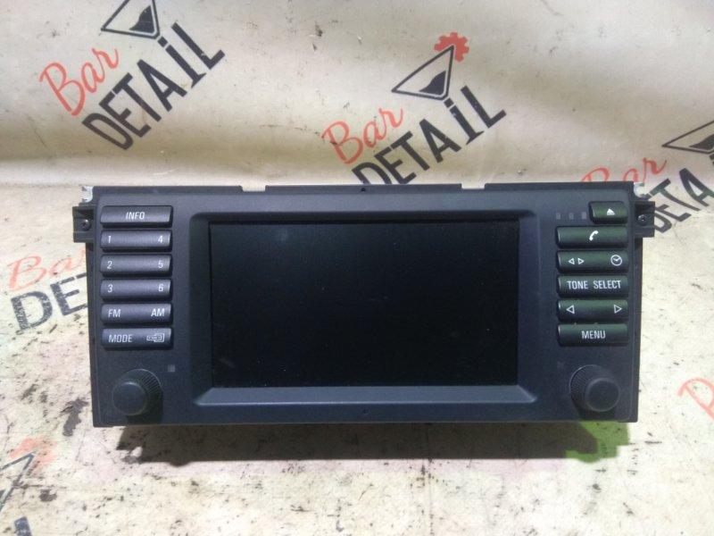 Дисплей информационный Bmw 5 Серия E39 M54B25 2001 передний