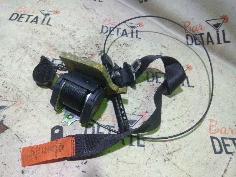 Ремень безопасности Bmw 5 Серия E39 M54B25 2001 передний правый