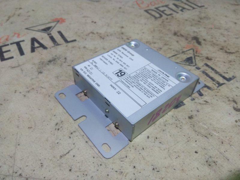 Блок управления навигацией модуль gps Bmw 5 Серия E39 M54B25 2001