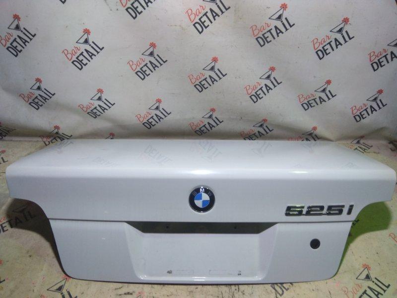 Крышка багажника Bmw 5 Серия E39 M54B25 2001
