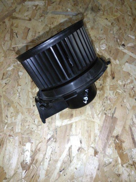 Вентилятор (мотор) печки Peugeot 206 2A/C TU3JP 2000