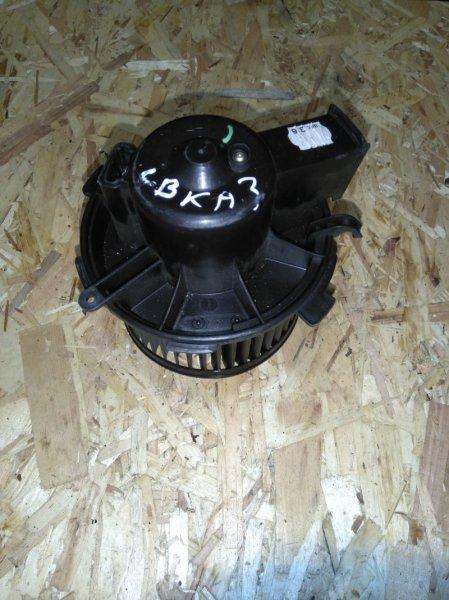 Вентилятор (мотор) печки Peugeot 206 2A/C TU5JP 2000