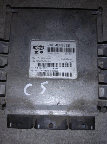 Блок управления двигателем Citroen C4 1999
