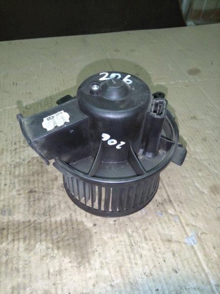 Вентилятор (мотор) печки Peugeot 206 2A/C TU3JP 1999