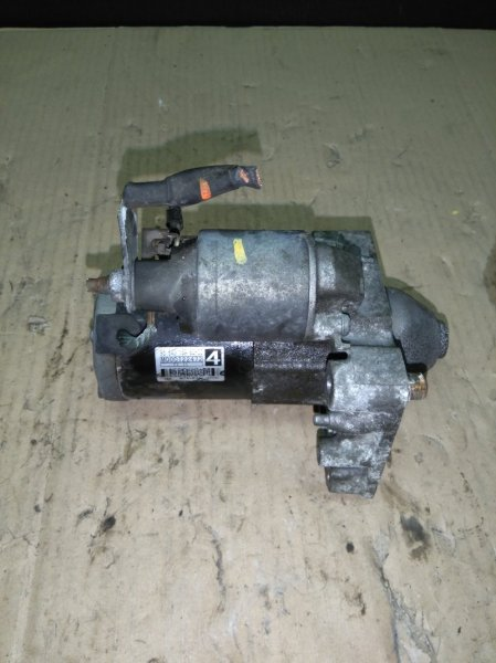 Стартер Citroen C4 LC DV6ATED4 2008