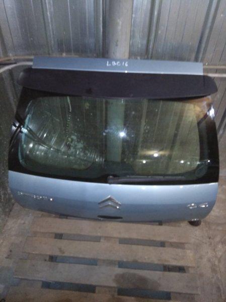 Крышка багажника Citroen C4 LC ET3J4 2005
