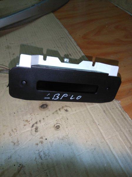 Дисплей информационный Peugeot 206 2A/C TU1JP 2005