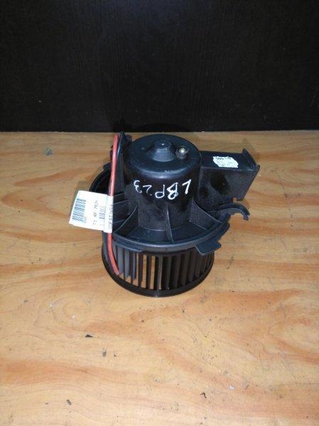 Вентилятор (мотор) печки Peugeot 206 2A/C TU3JP 2004