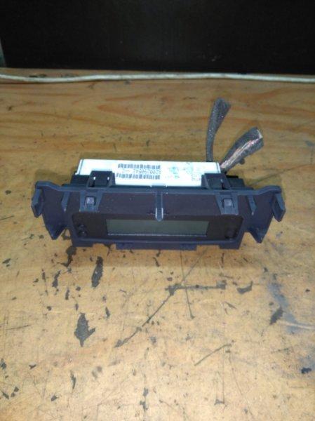 Дисплей информационный Renault Megane 2 BM K9K724 2006