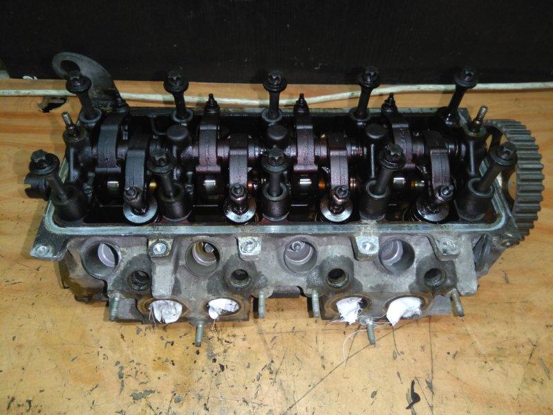 Головка блока цилиндров Peugeot 206 2A/C TU3JP 2000