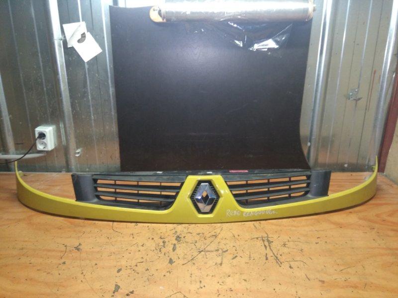 Решетка радиатора Renault Kangoo D4D 2003