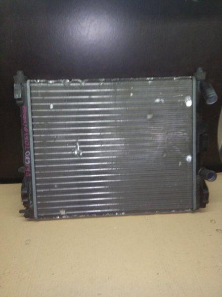 Радиатор охлаждения Renault Clio 2006