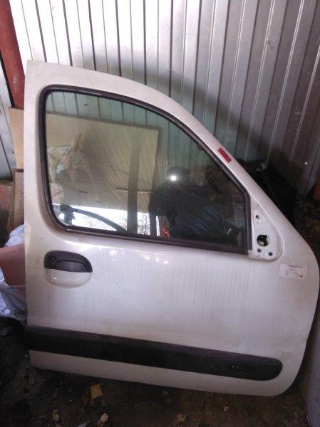 Дверь Renault Kangoo 1997 передняя правая
