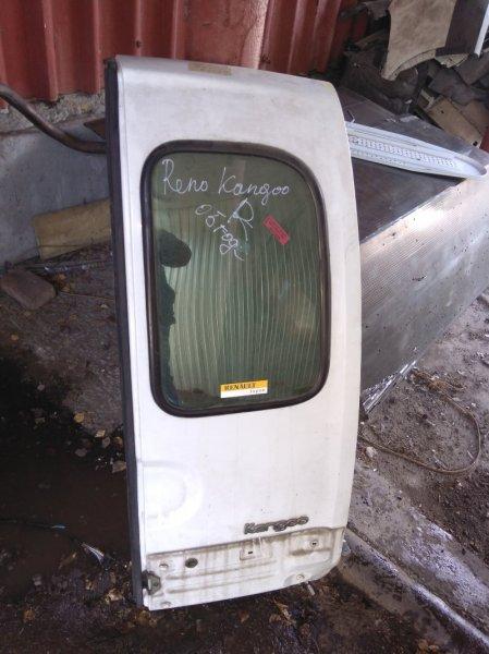 Крышка багажника Renault Kangoo задняя правая