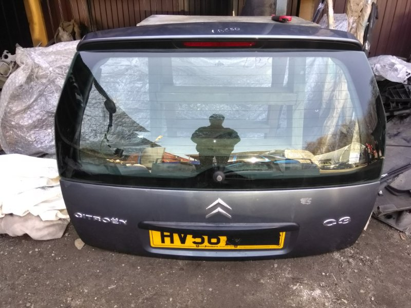 Крышка багажника Citroen C3 F DV4TD 2006