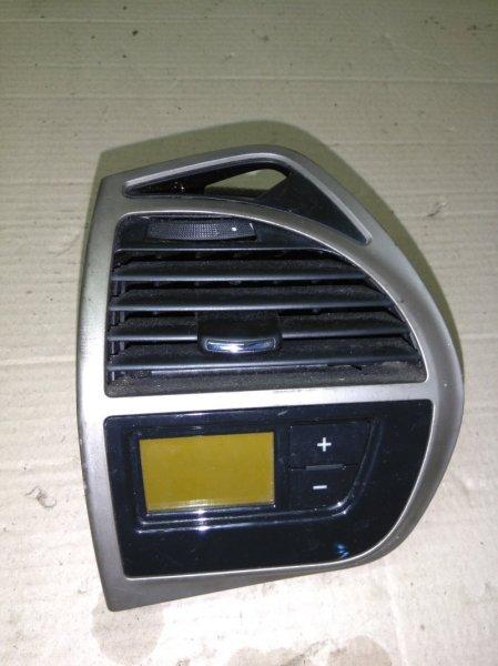 Дисплей информационный Citroen C4 Grand Picasso 1 UA DV6TED4 2008