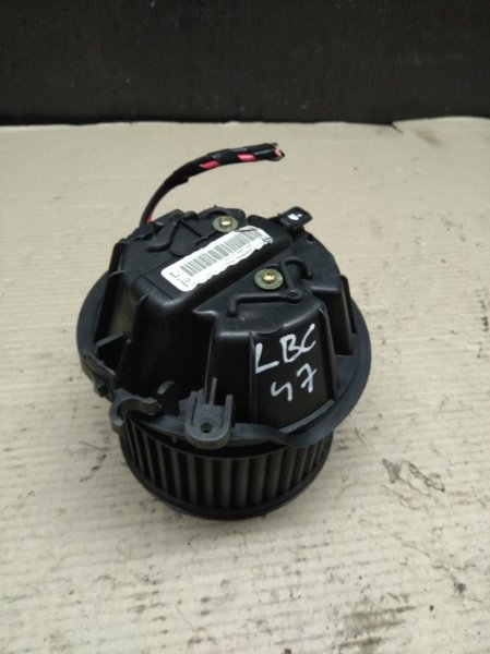 Вентилятор (мотор) печки Citroen C3 F TU3JP 2003